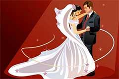 blozende bruid